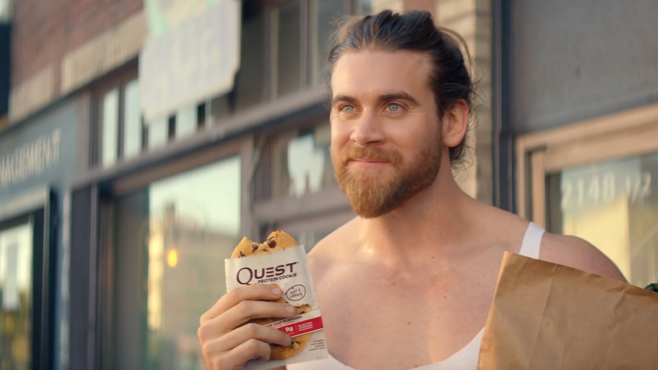 Quest Protein Cookies | Brock O'Hurn