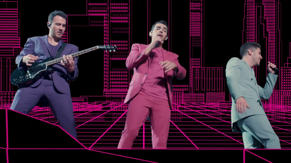 Jonas Brothers x AMA x T-Mobile
