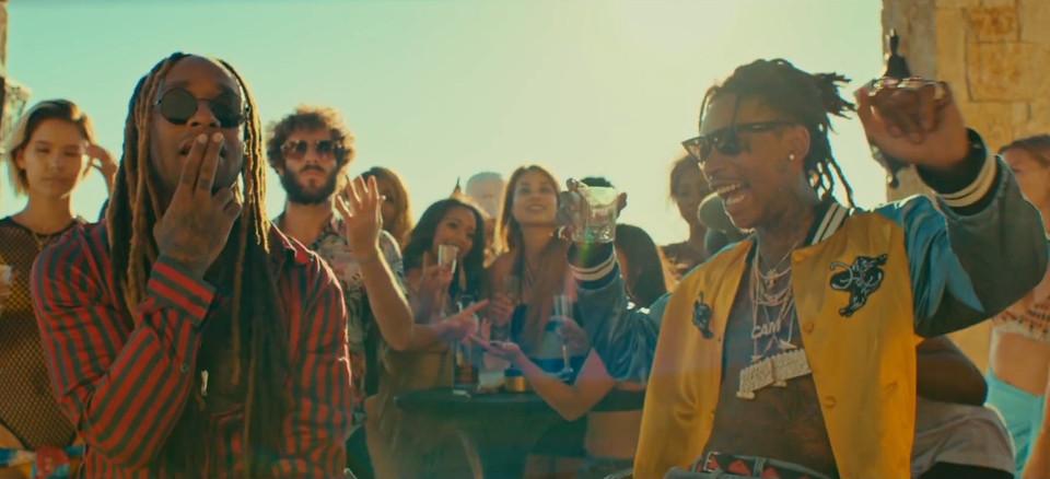 Wiz Khalifa feat. Ty Dolla $ign - Something New