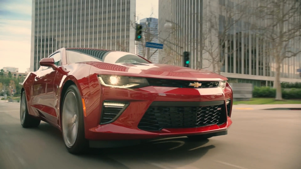 Camaro SS | The Leader of the Pack