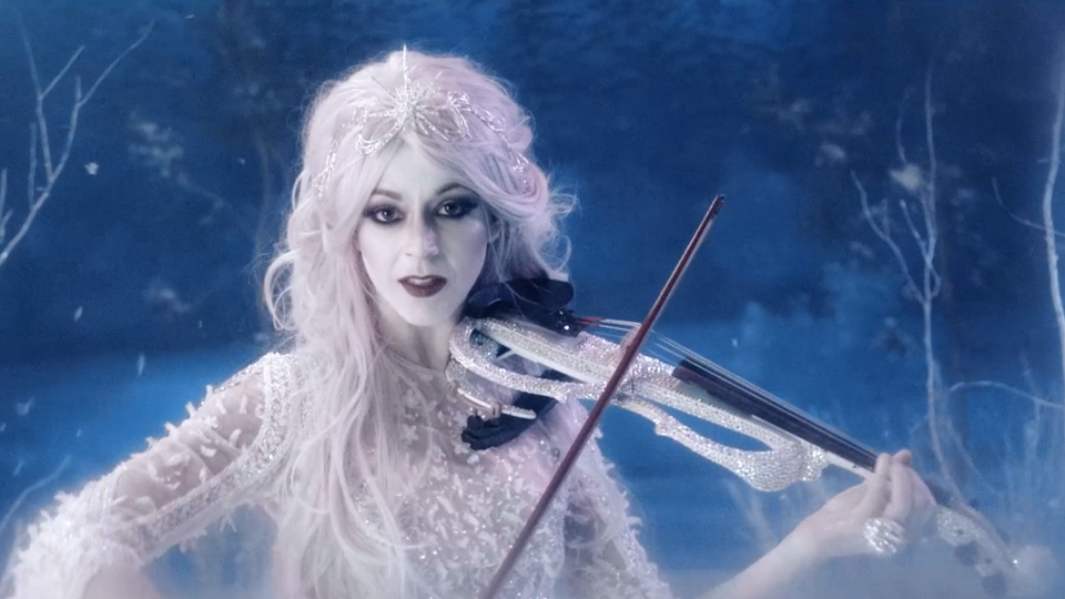 Lindsey Stirling - Dance Of The Sugarplum Fairy