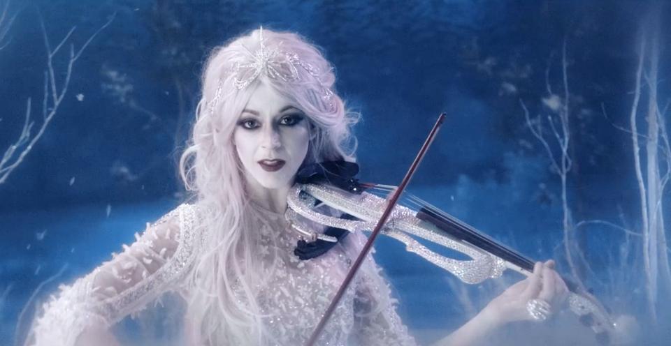Lindsey Stirling - Dance Of The Sugarplum Fairy
