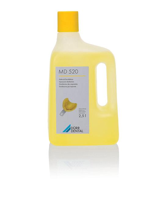 MD520 Dezynfekcja wycisków butelka 2,5 l