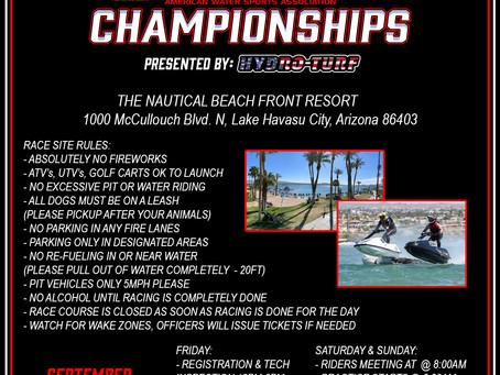 AWSA Championships