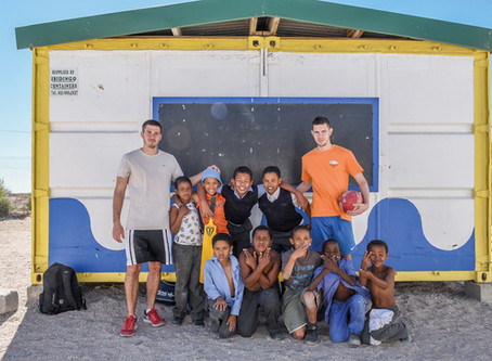 The Paternoster Volunteer Project Educating and Uplifting the Children of Paternoster