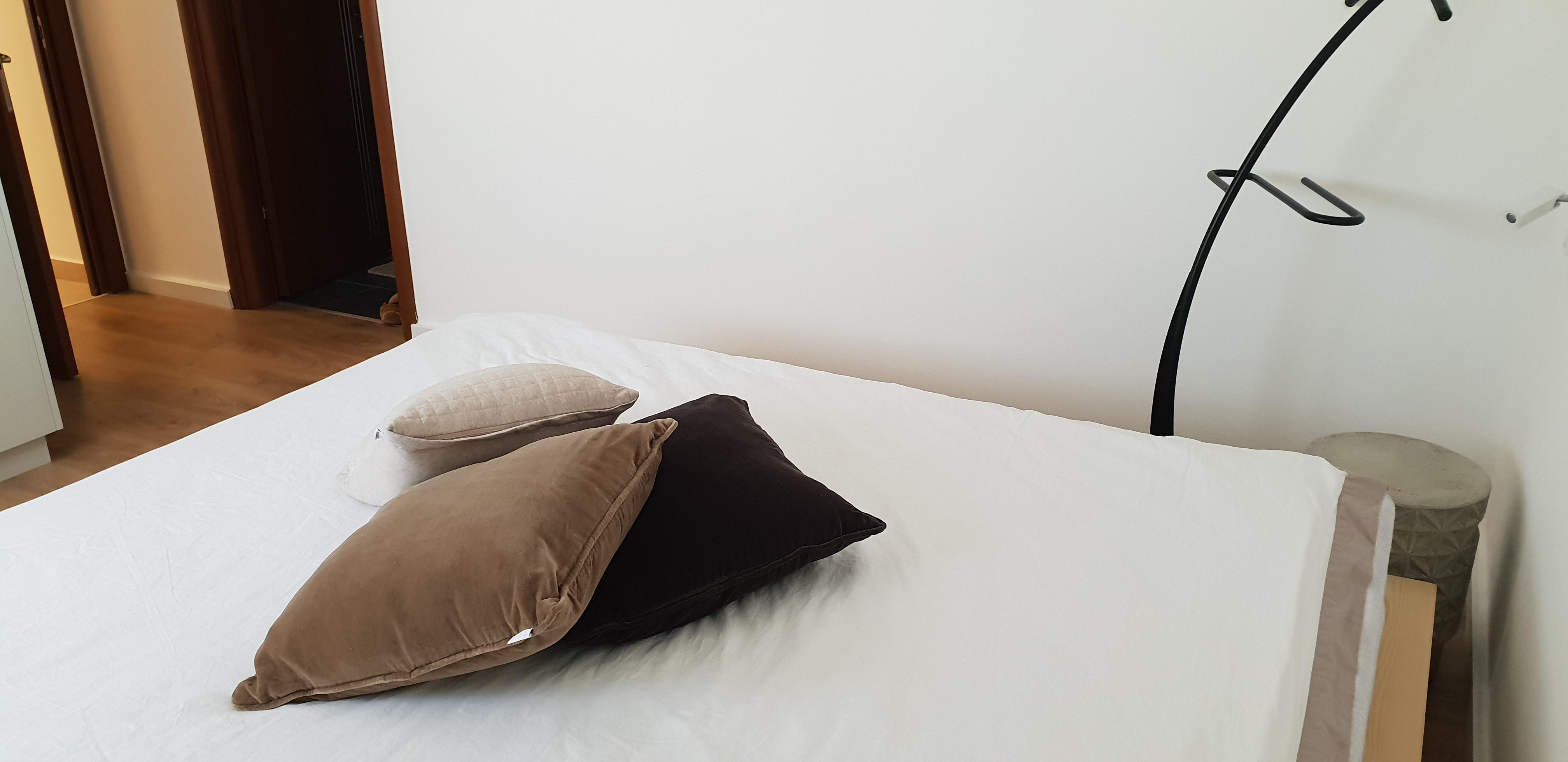 חדר שינה, חלק מפרוייקט שיפוץ והלבשה