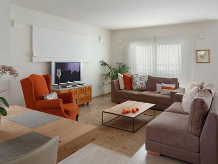 הסלון של יעל ועופר, תל אביב