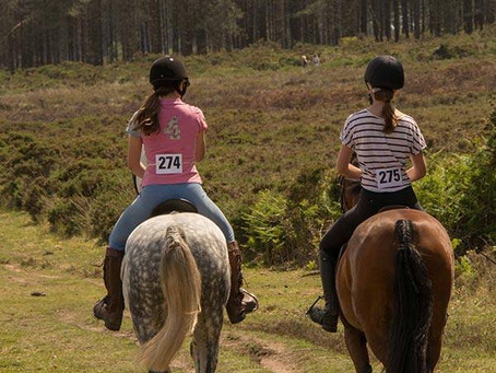 Spring Pleasure Ride over Woodbury Common Bank Holiday Monday, 7th May 2018