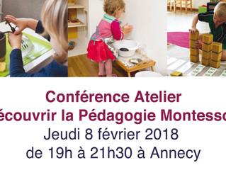 Partez à la découverte de la pédagogie Montessori !