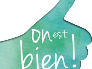 """Retrouvez moi au Salon """"On est bien!"""" à Annecy du 29 septembre au 1er octobre 2017"""