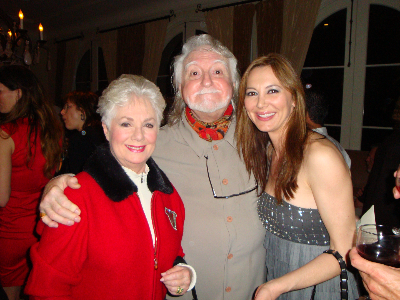 Shirley Jones & Marty Engels