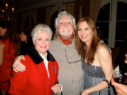 Shirley Jones & Marty Engels