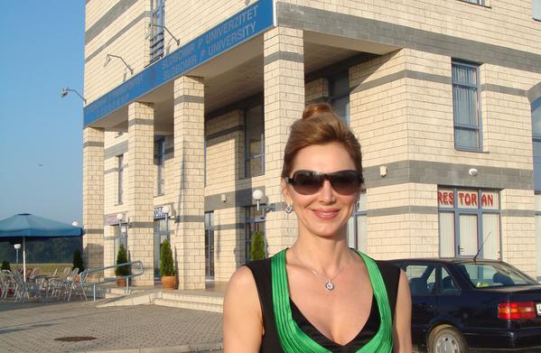Ambassador Natasha Pavlovich