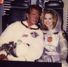 """Jenny"" episode as astronaut"