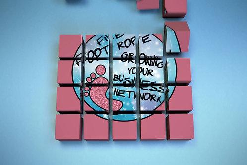 Cube Assembly Animated Logo