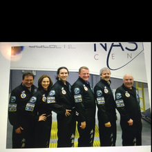 Completion of space training