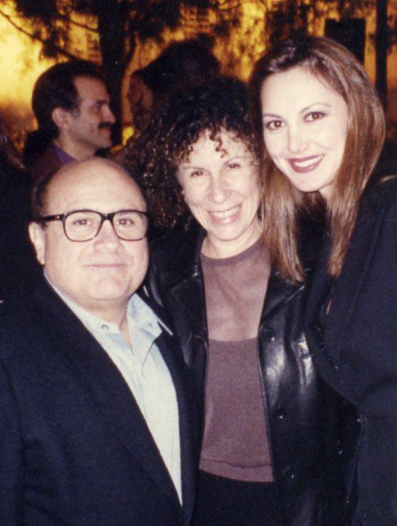 Danny Devito & Rhea Perelman