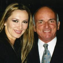 Dennis Tito and Natasha Pavlovich