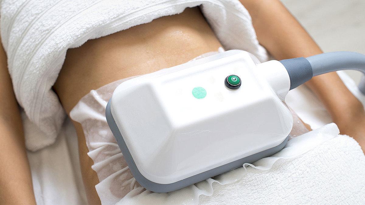 Fettreduktion mit Ultraschall