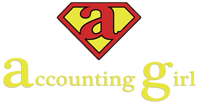 Accounting Girl - Virtual Accounting Solutions-logo