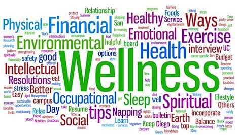 The Wellness 68 GOALS