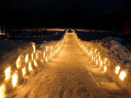 裏磐梯雪祭り