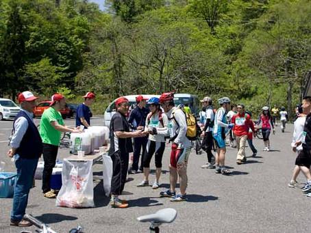第31回桧原湖一周ファミリーサイクリング大会