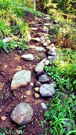 Nobel Natural Garden Steps