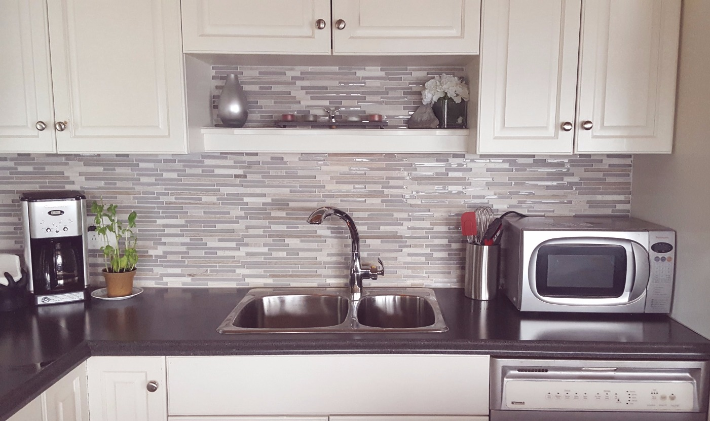 Cottage Backsplash