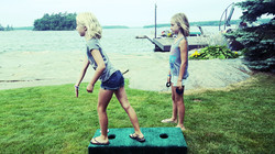 Cottage Games - Washer Toss