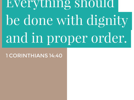 1 Corinthians 14 Reading Guide