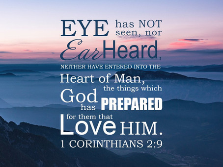 1 Corinthians 2 Reading Guide