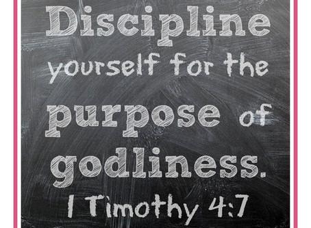 1 Timothy 4