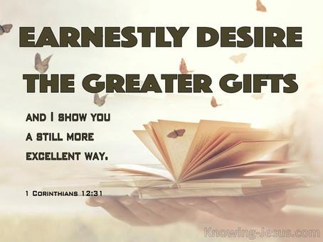 1 Corinthians 12 Reading Guide