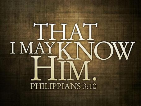 Philippians 3 Reading Guide