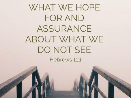 Hebrews 11 Reading Guide