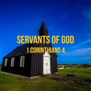 1 Corinthians 4 Reading Guide