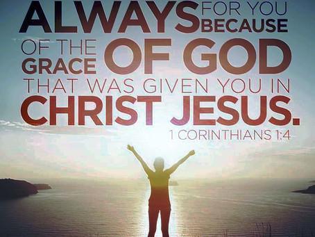 1 Corinthians 1 Reading Guide