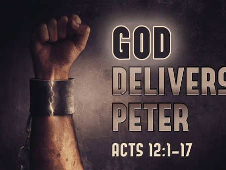 Acts 12 Reading Guide