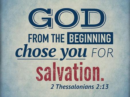 2 Thessalonians 2
