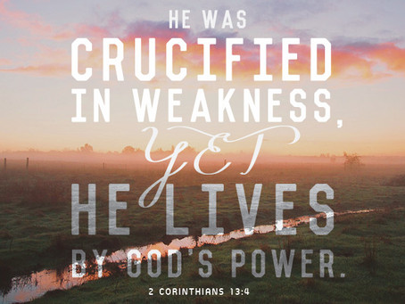 2 Corinthians 13