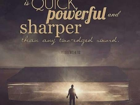 March 4 - Hebrews 4