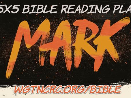 Mark 15 & 16 Reading Guide