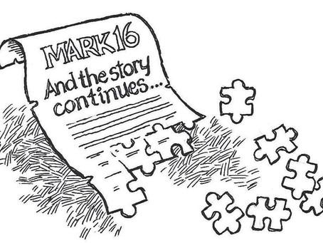 January 20 - Mark 16