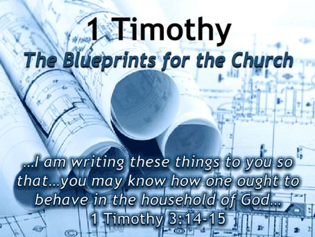 1 Timothy 3