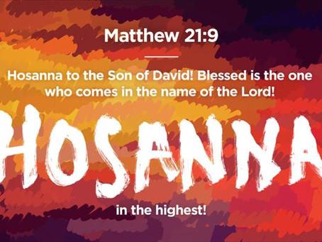 Matthew 21