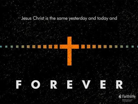 March 17 - Hebrews 13