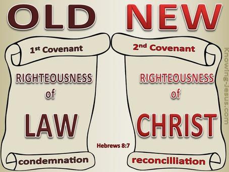 March 10 - Hebrews 8