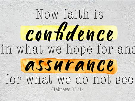 March 13 - Hebrews 11