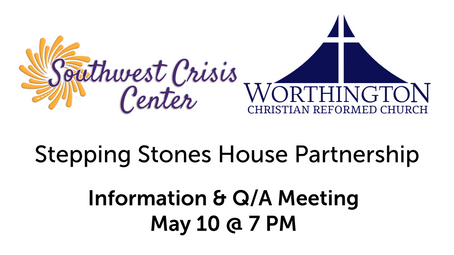 Stepping Stones House Partnership Informational Meeting